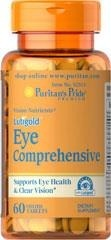 Eye Comprehensive Formula Lutein (luteina) - 60 tabletek BRAK