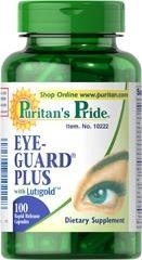 Eye Guard Plus - 100 tabletek - BRAK