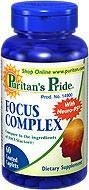 Focus Complex with Neuro-PS (acetyl-l-karnityna) - 60 tabletki - BRAK
