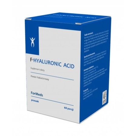 ForMeds F-Hyaluronic Acid (kwas hialuronowy) - 42 gramy