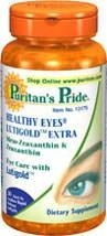 Healthy Eyes Lutigold Extra - 30 tabletek BRAK