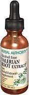 Herbal Authority®  Valerian Root Liquid Extract BRAK
