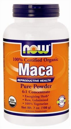Maca Pure Powder - 6:1 Concentrate - 198 g BRAK