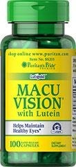 Macuvision® with Alpha Lipoic Acid ALA and Luteina - BRAK
