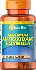 Maximum Antioxidant Formula – 100 tabletek - BRAK