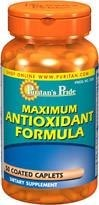 Maximum Antioxidant Formula – 50 tabletek BRAK