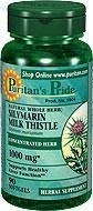 Milk Thistle (Silymarin) 1000 mg - 90 tabletek BRAK