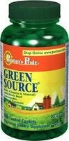 Multiwitaminy Green Source® Multi-Vitamin & Minerals - 60 tabletek - BRAK