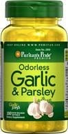 Odorless Garlic & Parsley (czosnek) - 100 tabletek BRAK