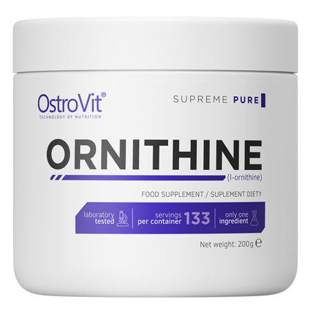 OstroVit Supreme Pure Ornithine 200 g NEW