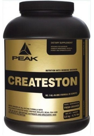 PEAK Createston (Upgrade 2012) - 1390 gram BRAK