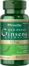 Red Panax Ginseng (Żeń-szeń) Extract - 50 tabletek BRAK