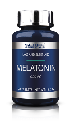 SCITEC NUTRITION Melatonina 0.95 - 90 tabletek