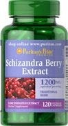 Schizandra Berry Extract 300mg - 120 tabletk BRAK
