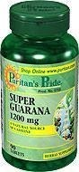 Super Guarana - 90 tabletek - BRAK