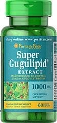 Super Gugulipid® with Citrus Bioflavonoids - 60 tabletek BRAK