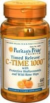 Witamina C 1000 mg with Rose Hips Time Release  - 60 tabletek - BRAK